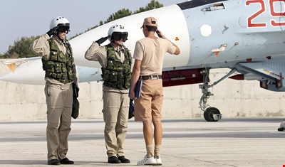 Photo of فرقة كومندوس جوية سورية تنقذ الطيار الروسي الثاني