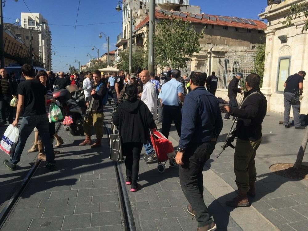 Photo of القدس المحتله استشهاد فتاه واصابة اخرى