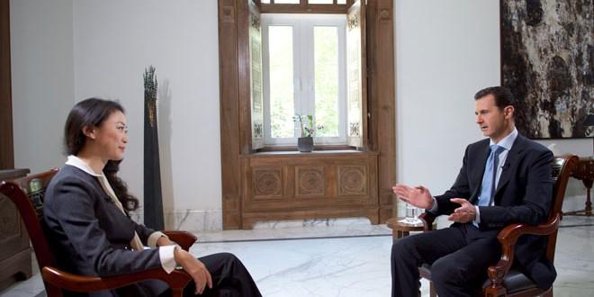 Photo of خسائر الحرب بمليارات الدولارات … الرئيس الأسد .. لقد بدأنا فعلا بعملية إعادة الإعمار و نتواصل مع رجال أعمال في الدول الصديقة