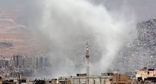 استشهاد طفل بقذائف هاون على احياء سكنية في دمشق