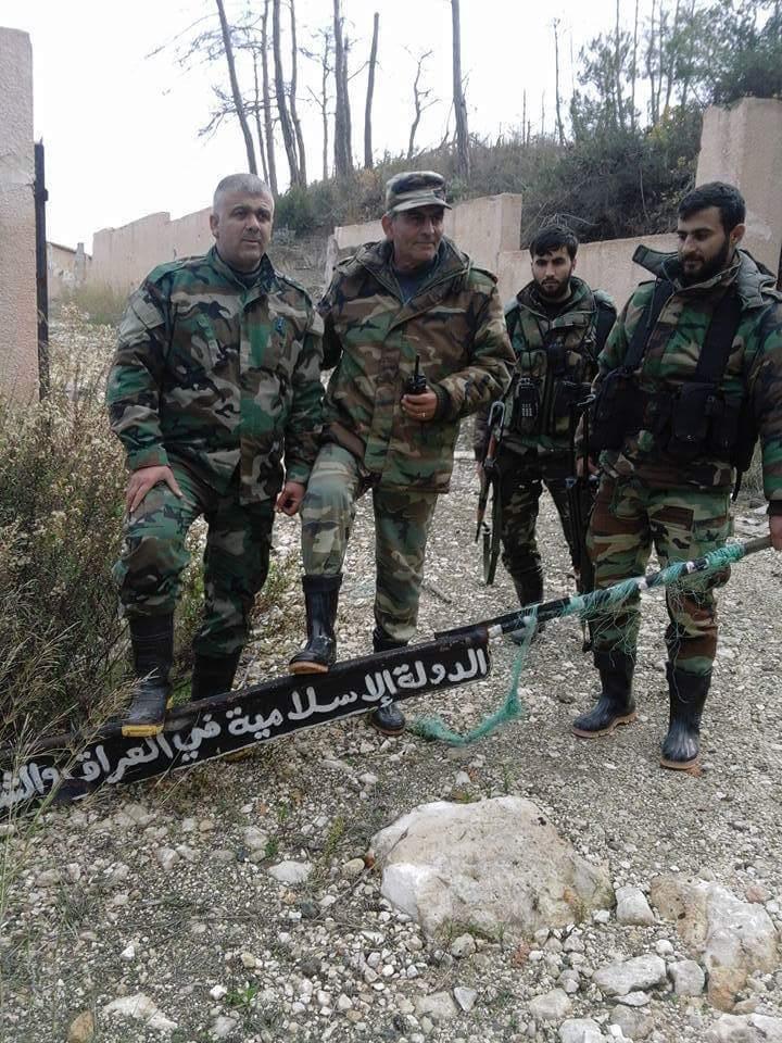 """Photo of الجيـــش الســـوري يســيطر على موقع """"لداعــش"""" على الحــدود التركية"""