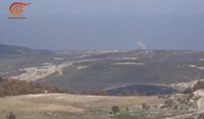 """Photo of الجيش السوري يسيطر على جبل """"النوبة"""" في ريف اللاذقية الشمالي"""