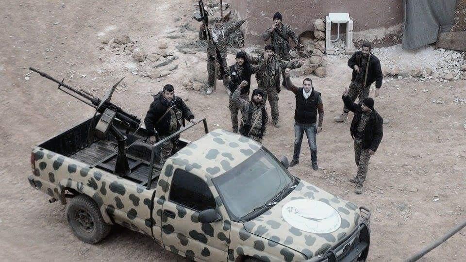 Photo of الجيش العربي السوري يحرر الصمدانية الغربية
