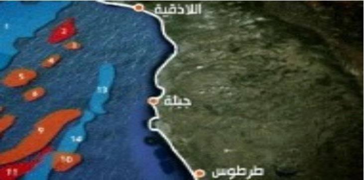 Photo of عالم سوري: بحر من الغاز الطبيعي تحت سواحل سورية.
