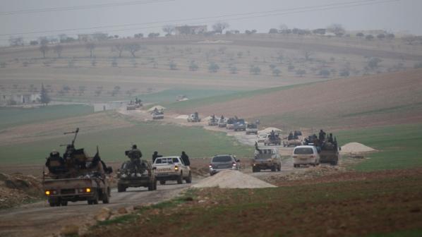 Photo of 180 ارهابيا يسلمون انفسهم للجيش العربي السوري في درعا