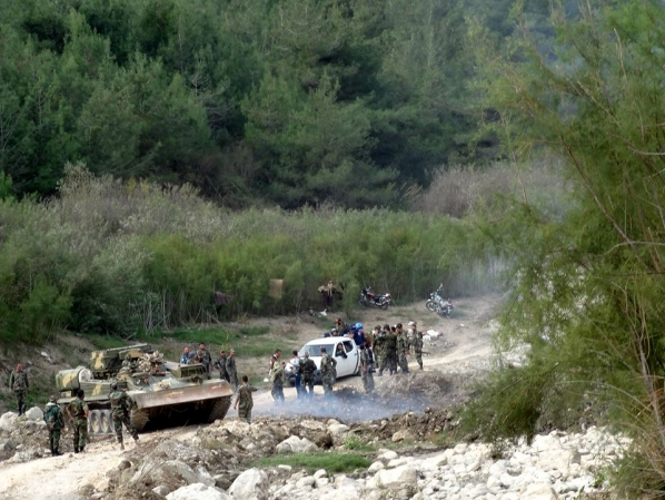 Photo of الجيش يتقدم بريفي حلب واللاذقية ويقضي على 25 إرهابياً بريف حماة