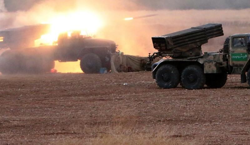 Photo of الجيش السوري والحلفاء على أبواب سلمى في ريف اللاذقية وجثث المسلحين في كل مكان