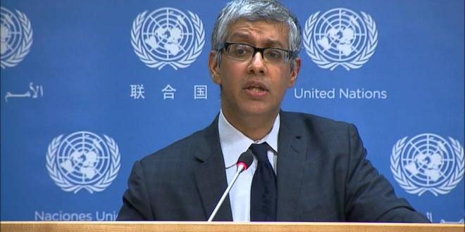 Photo of حق: الأمم المتحدة ستوجه الدعوات لمحادثات جنيف حول سورية عندما يتم الاتفاق على وفد المعارضة