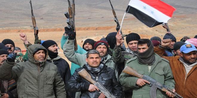 Photo of محافظة القنيطرة تخرج الدفعة الثانية من فصائل الحماية الذاتية لأبنائها المقيمين في دمشق وريفها
