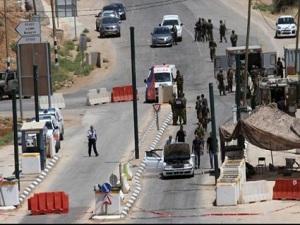 "Photo of استشهاد شابين على حاجز ""الحمرا"" في الاغوار"
