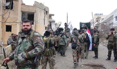 Photo of الأزمة السورية بدأت فصلها الأخير