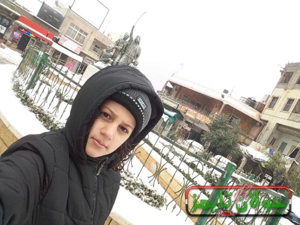Photo of فيديو للثلوج صباح اليوم في مجدل شمس وبقعاثا
