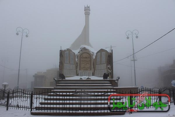 Photo of صور جديده للثلج تصوير صالح فرحات