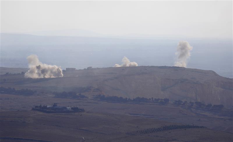 Photo of اشتباكات في محيط تل الحميريه
