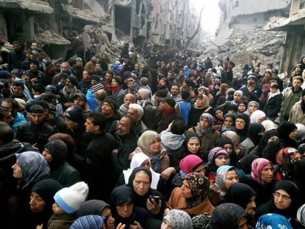 "Photo of خروج أبرز قادة داعش من ""الحجر الأسود"" باتجاه مدينة الرقة"