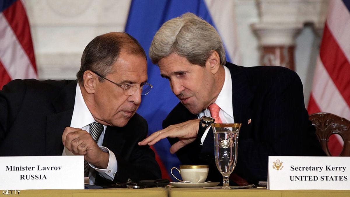 Photo of لافروف وكيري يبحثان هدنة سوريا