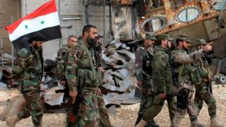 "Photo of ""بدء هدنة في سوريا يوم 27 فبراير"" برعاية أمريكا وروسيا"