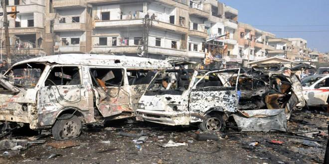 Photo of سورية تطالب مجلس الأمن والأمم المتحدة بالإدانة الفوريةوالشديدة للجرائم الإرهابية واتخاذ إجراءات رادعة بحق الدول الداعمةللإرهاب