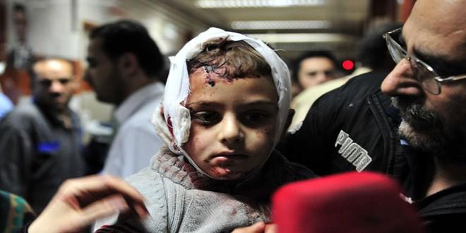 Photo of ارتقاء 122 شهيداً جراء تفجيرات إرهابية في بلدة السيدة زينب بريف دمشق وشارع الستين بحمص- فيديو