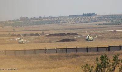 Photo of اللجان الشعبية الرديفة للجيش العربي السوري تسيطر على كامل مطار منغ
