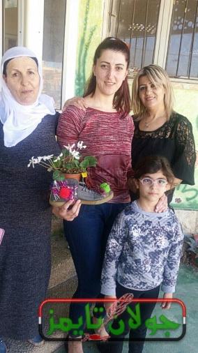 Photo of إنطلاق اسبوع العائلة وغرس الاشجار في بستان السلام