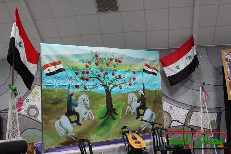 Photo of حفل فني ملتزم بمناسبة الذكرى 34 للاضراب المفتوح في الجولان