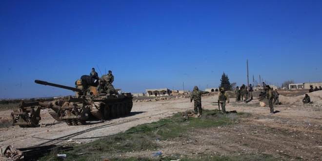 Photo of وحدات من الجيش تعيد الأمن والاستقرار إلى بلدة عتمان بريف درعا الشمالي