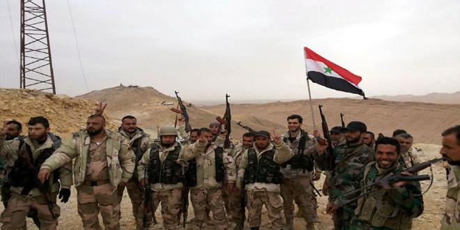 Photo of ماذا عن الخارطة الميدانية انطلاقاً من تدمر والجبهات المحتمل فتحها لضرب داعش؟