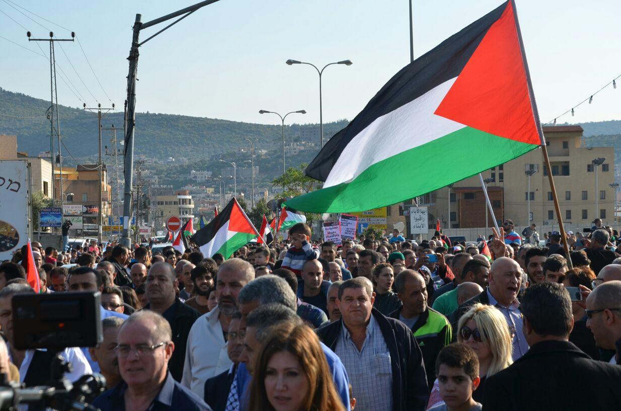 Photo of تغطية قناة سما ليوم الارض الفلسطيني