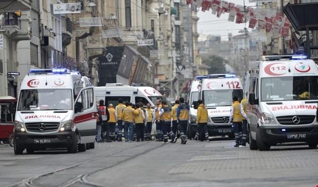Photo of قتلى وجرحى في هجوم انتحاري وسط إسطنبول