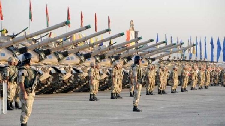 Photo of مصر الأولى وسوريا الرابعة في قائمة أقوى الجيوش العربية