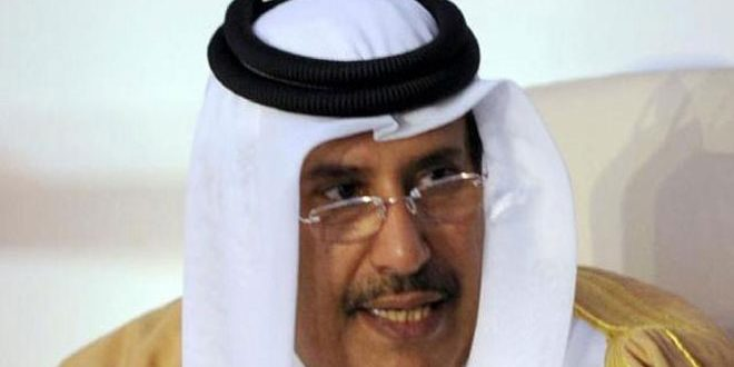 Photo of بن جاسم: حصلنا على ضوء أخضر للتدخل في سورية لكننا تنافسنا مع السعودية على ذلك ولهذا فشلنا