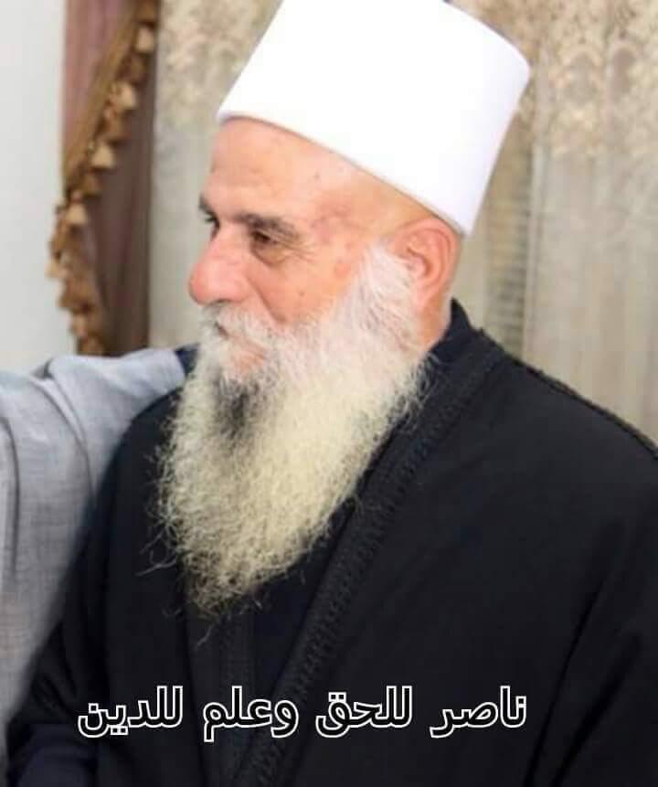 Photo of سماحة الشيخ نصر الدين غريب يتوجه برسالة لأهلنا في سورية