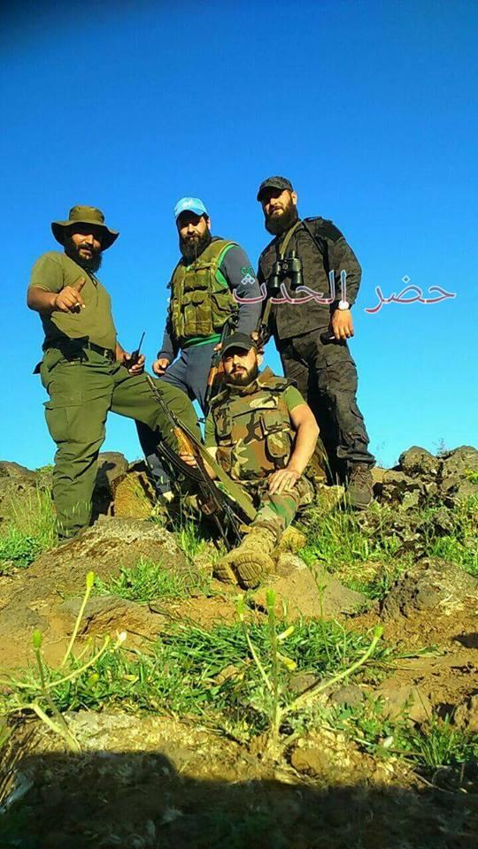 Photo of أسود حضر يستهدفون مجموعة امداد لارهابيي بيت جن