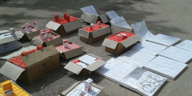 Photo of الجهات المختصة تصادر سيارة محملة بكميات كبيرة من الأدوية بريف السويداء الغربي كانت متجهة إلى التنظيمات الإرهابية بريف درعا الشرقي