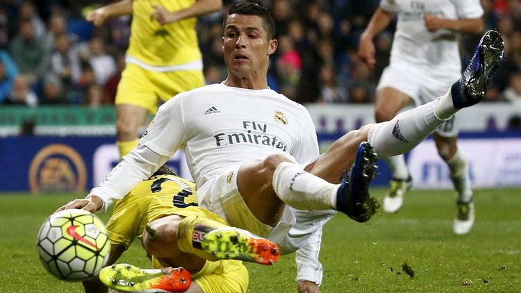 Photo of ريال مدريد يكسب فياريال ويخسر رونالدو