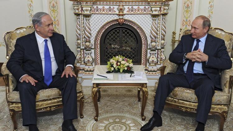 Photo of بوتين يبحث مع نتنياهو الوضع في سوريا والمنطقة