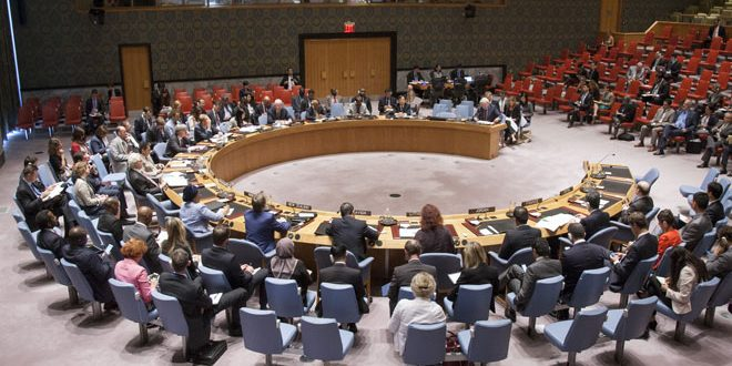 "Photo of الولايات المتحدة وفرنسا وبريطانيا ترفض طلب روسيا إدراج تنظيمي ""جيش الإسلام"" و""أحرار الشام"" على قائمة التنظيمات الإارهابية"