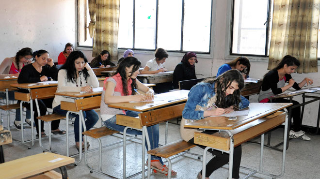 Photo of بدء امتحانات الشهادة الثانوية بسوريا