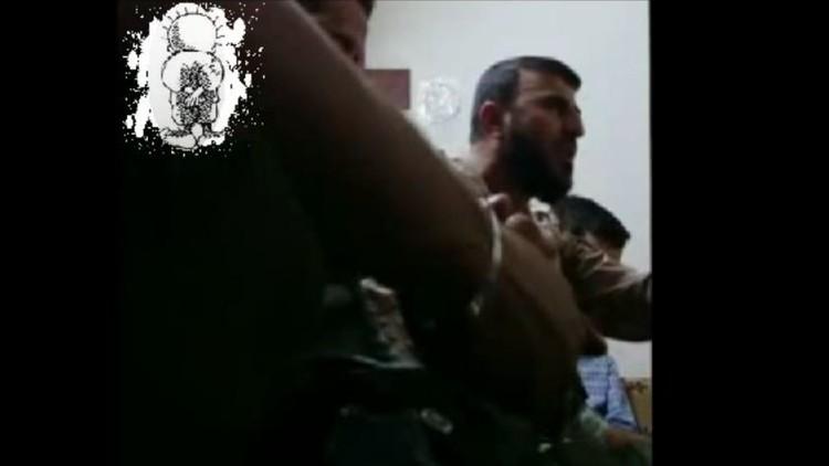 Photo of شجار على العطايا مع زهران علوش في غوطة دمشق