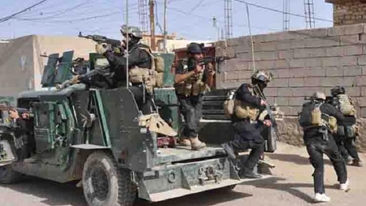 Photo of الجيش العراقي يبدأ باقتحام الفلوجة