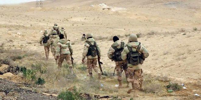 """Photo of الجيش يقضي على 20 إرهابيا من تنظيم """"داعش"""" في دير الزور ويوقع 15 إرهابيا من تنظيم """"جبهة النصرة"""" بين قتيل ومصاب في ريف درعا"""