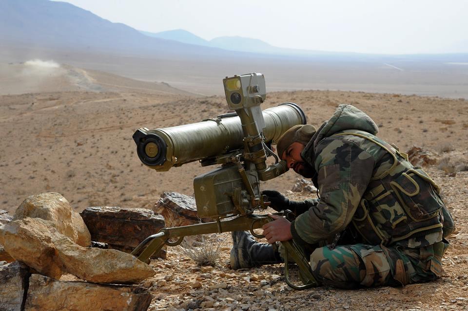 عمليات نوعية للجيش بجرود القلمون والقنيطرة