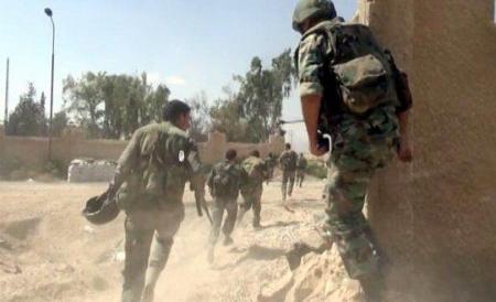 Photo of خسائر فادحة للمجموعات الإرهابية بالرقة ودير الزور