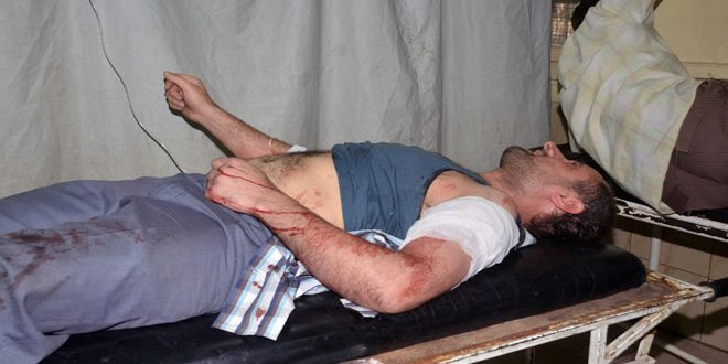 Photo of 5 شهداء و وأكثر من 77 مصاب بقذائف إرهابية سقطت على أحياء حلب