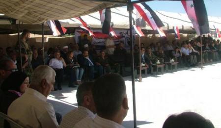Photo of أهلنا بالجولان المحتل والقنيطرة يحيون ذكرى 42 لتحرير مدينة القنيطرة