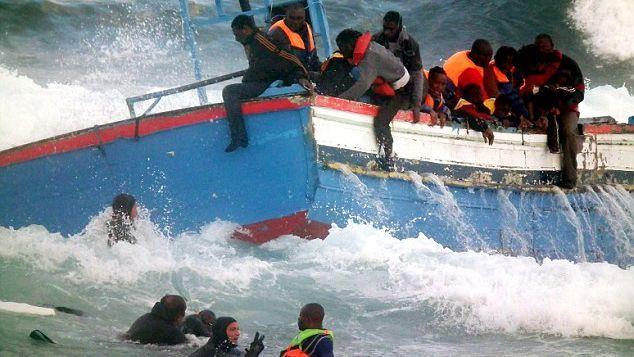 Photo of غرق مئات اللاجئين في المتوسط