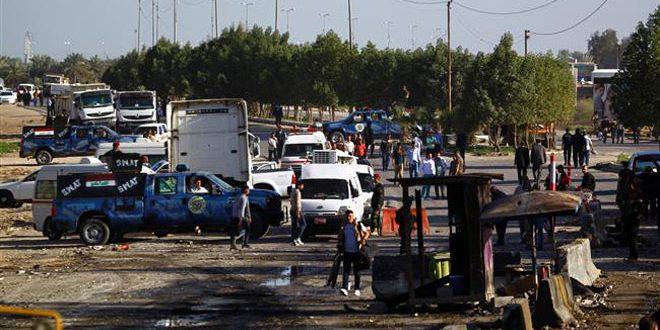 Photo of 9 شهداء وأكثر من 20 جريحاُ بتفجير انتحاري بالعراق