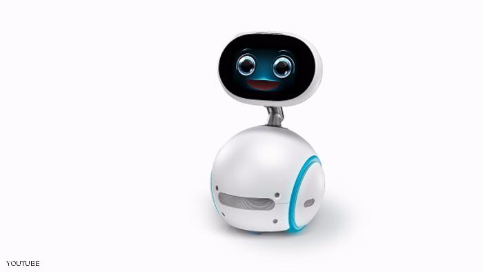 Photo of كليك: روبوت منزلي من أيسوس بـ 600 دولار