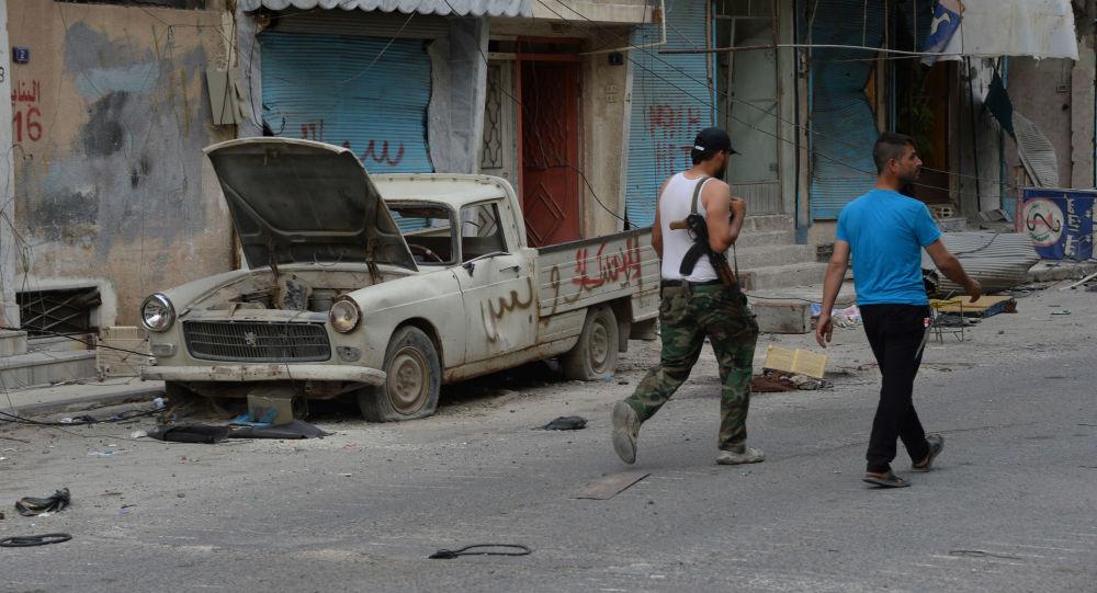 Photo of 1000 إرهابي بدأوا بالهجوم على مواقع الجيش بحلب برفقة عسكريين أتراك